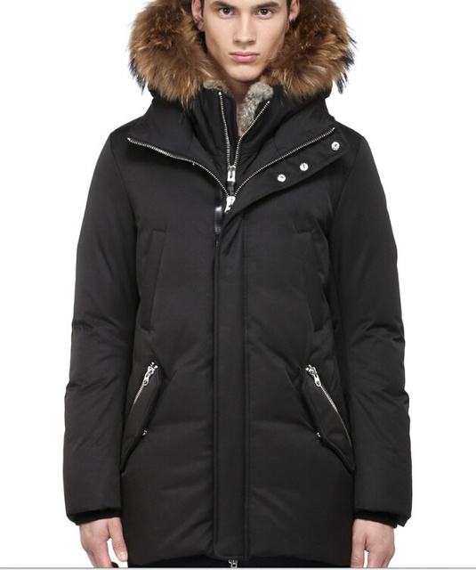 2014 Mackage Men's XS-XXL/EDWARD-F4 Brand Canada Mackage Winter Down Coat