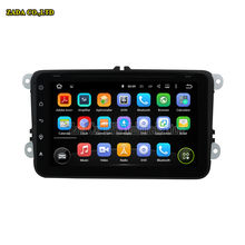 NAVITOPIA 8inch Android 5.1 Car Radio For VW Magotan/Caddy/Passat/Sagitar/Tiguan/Touran/Jetta/Seat/CC/Polo/Golf/ Golf 5/Golf 6(China)