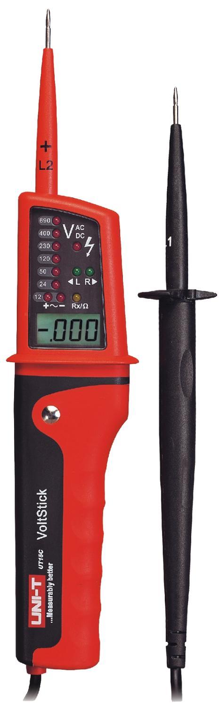 UT13A 24 V ~ 600 V детекторы напряжения переменного тока с регулируемой чувствительностью (220 V/110 V)