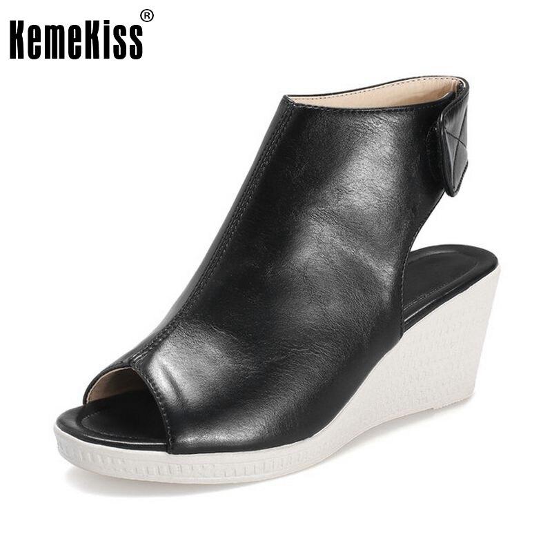 Platform Women Sandals Ladies Wedges Sandals Summer Peep Toe High Heel Sandalias Shoes Woman Hook Footwear Size 34-39 PA00696 2015 platform sandals sandalia rasteirinha feminina sandalias plataforma ladies shoes ultra high peep toe diamond sexy women s