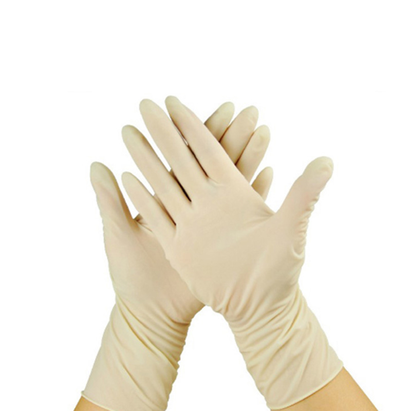 50 pairs powder free Disposable Gloves Latex For Home Cleaning Waterproof soft