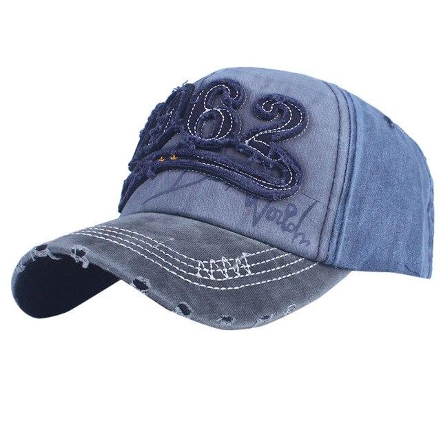 Mujeres bordado flor Denim manera del casquillo del salacot del sombrero  del snapback gorras casquette envío 20478c9ff76
