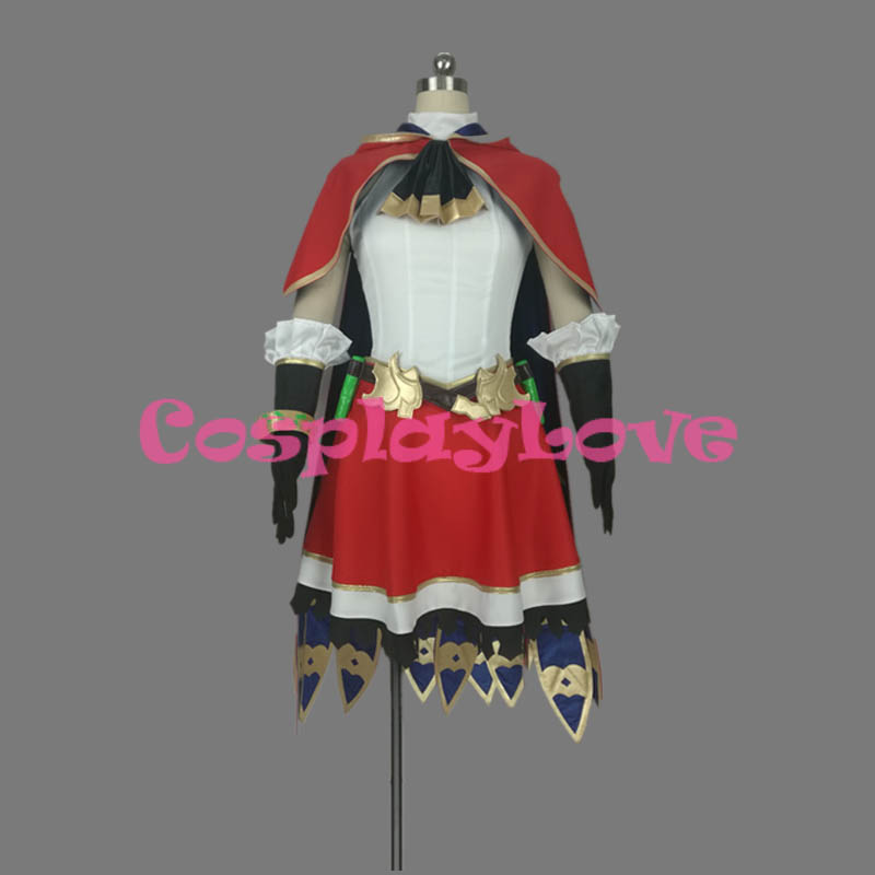Granblue Fantasy Clarisse Cosplay Costume Custom Made For Halloween Christmas CosplayLove