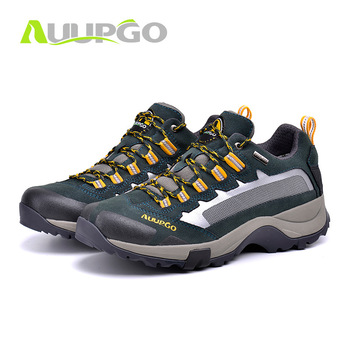 New Casual Shoes For Men&Women Lace-up Waterproof non-slip Breathable Trekking Outdoor Sneakers Jogging Walking Hiking Shoes