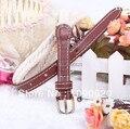 Весна лето коллекция трикотаж ремень женщины в тонкий ремень женское одежда украшение ремень барлеп джут ремень