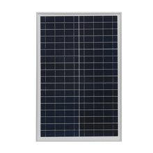 KINCO High Conversion Rate Steady Polycrystalline Silicon Solar Panels 25w 18v DIY Solar System Battery For Housing Car Battery