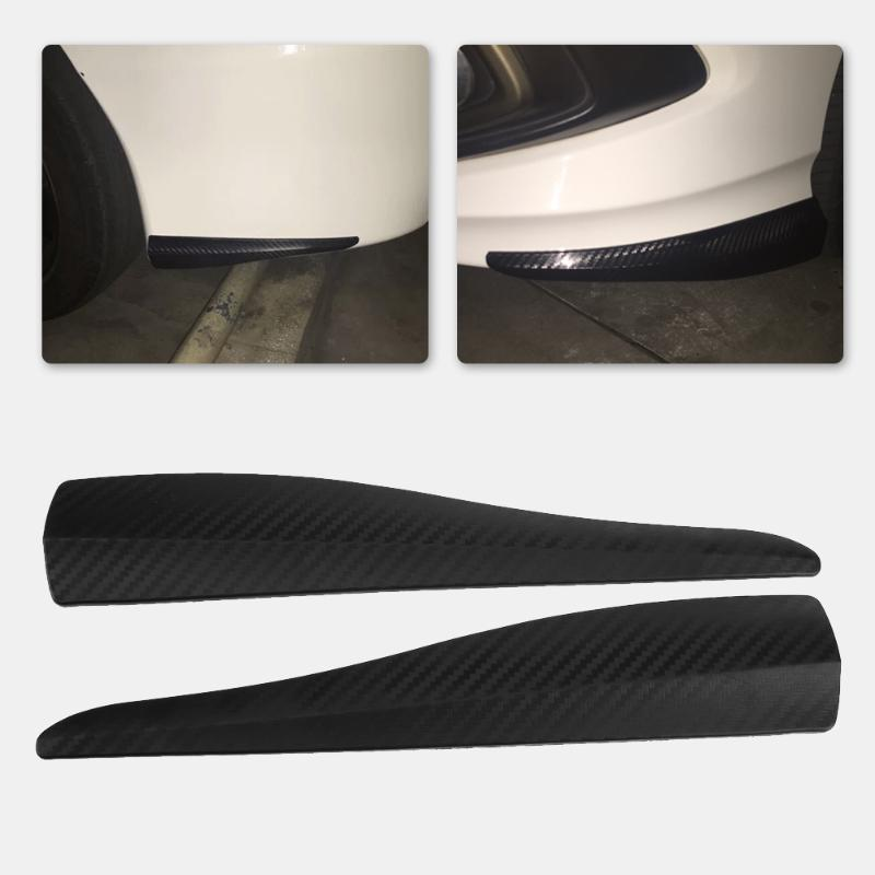 VODOOL 2pcs Car Anti-scratch Strip Door Edge Guard Protection Rubber Car Bumper Body Edge Protector Auto Styling Moulding 4 x car door protector side edge scrape strips guard sticker auto door bumper edge guards sticker car scratch protection tape