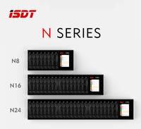 Isdt n8 n16 n24 aa aaa carregador de bateria dc carregador de bateria inteligente para bateria de li lon lihv ni mh ni cd lifepo4|Peças e Acessórios| |  -