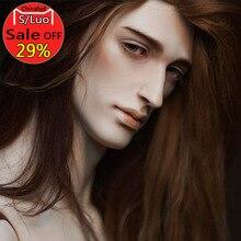 OUENEIFS David Kuncci Dollshe artisanat bjd sd poupée 1/3 corps modèle reborn filles garçons yeux Haute Qualité jouets boutique de maquillage résine