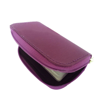centechia Purple Memory Card Storage Carrying Case Holder Wallet 18slots + 4 slots For CF/SD/SDHC/MS/DS 3DS Game accessory