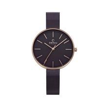 Наручные часы Obaku V211LXVNMN женские кварцевые на браслете