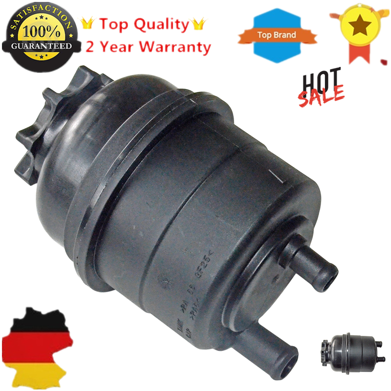 Power Steering Reservoir For BMW 323i 323Ci 328i 328Ci 330i 330Ci 330Xi 325i 325Xi 325Ci Z3 528i 525i 530i X5 3.0i E39 E46