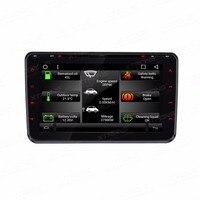 XTRONS 8 inch Capacitive 2 din Head unit Car DVD Radio Player GPS Navigation for vw Golf MK6 Passat CC Magotan EOS/ Seat / Skoda