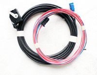 RCD510 RNS510 RGB Rear View Camera Harness Cable WIRE For VW Golf Plus Jetta MK5 5 MK6 VI Tiguan Passat B7