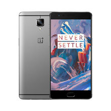 New Oneplus 3 Mobile Phone 6GB RAM 64GB ROM Snapdragon 820 Quad Core 5.5″ HD Android 6.0 LTE Fingerprint