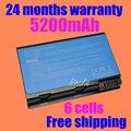 Jigu bateria de substituição para acer aspire 3100 3690 5100 5110 5515 5610 5630 5650 5680 9110 9120 batbl50l6 batcl50l6 batbl50l4