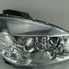 EOsuns задний фонарь в сборе для Mercedes-Benz C Class W204 C180 C200 C220 C240 C260 C280 C300 2008-2010