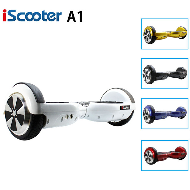 UL2722 iScooter hoverboard 6.5 дюймов 2 Колеса 6.5 самостоятельная Баланс мопедов умный руль geroskuter Электрический Скейтборд ходить автомобиля