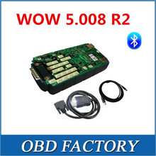 Quality A++ Single pcb with NEW NEC Japan wow snooper 5.008 R2 version free active with bluetooth