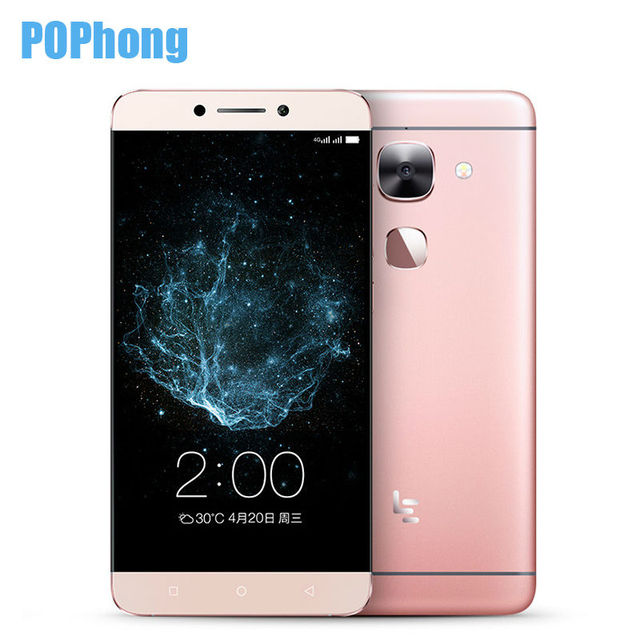 "LeEco 2016 LETV Le Max 2 X820 4GB RAM 32GB ROM 5.7"" 21.0MP Cell Phone Snapdragon 820 Quad Core Fingerprint Dual SIM"