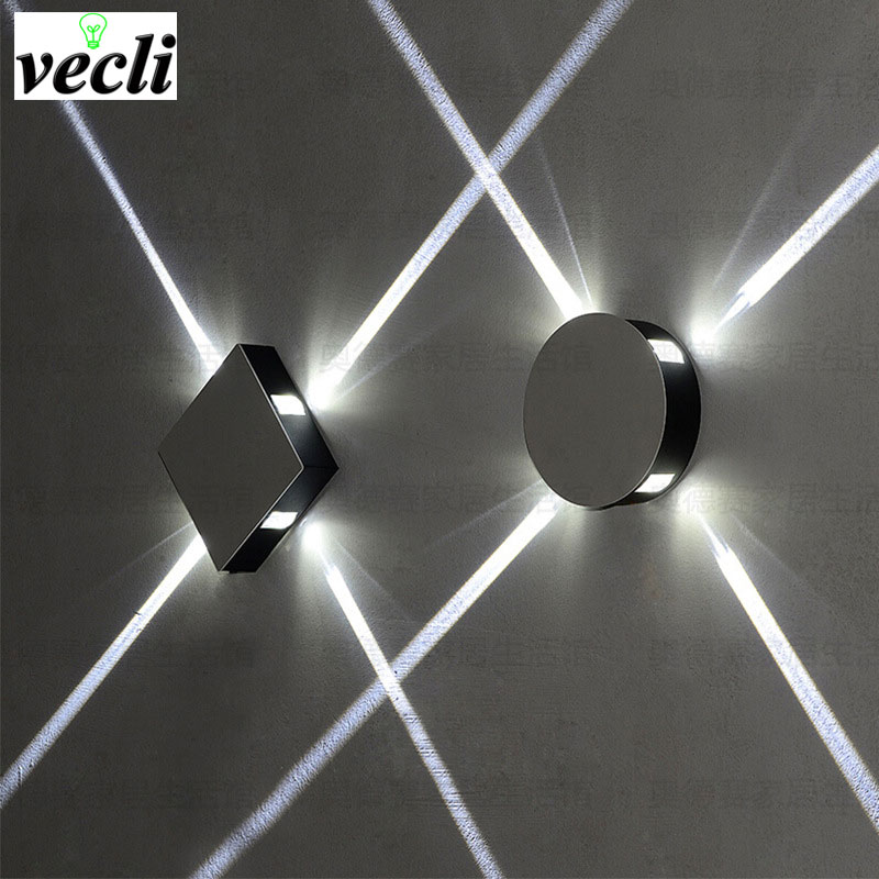 6W 12W led wall lamp led spot light modern home decoration light for bedroom/dinning room/restroom AC85-265V indoor bar modern led wall light 2w 4w 6w ac85 265v high quality aluminum decorate bedroom reading indoor wall lamp decoration light
