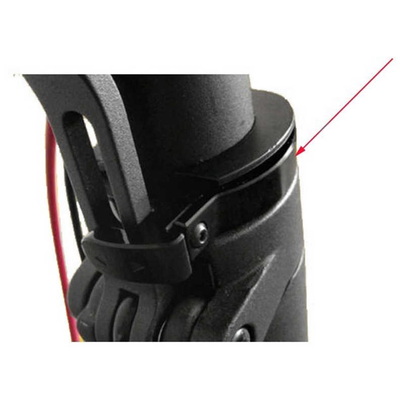 سكوتر الجبهة أنبوب الجذعية للطي حزمة التأمين دائرة مشبك الحرس حلقة استبدال جزء ل شاومي Mijia M365 الكهربائية مغرفة