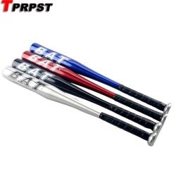 TPRPST 20 дюймов алюминиевая бейсбольная бита из твердого сплава, Софтбол, летучая мышь, спортивная база для игры на открытом воздухе