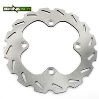 BIKINGBOY ATV Rear Brake Disc Disk Rotor for Yamaha YFM 550 Grizzly Auto Fi 09 14 YFM 700 Grizzly 08 19 18 17 16 15 13 12 11 10