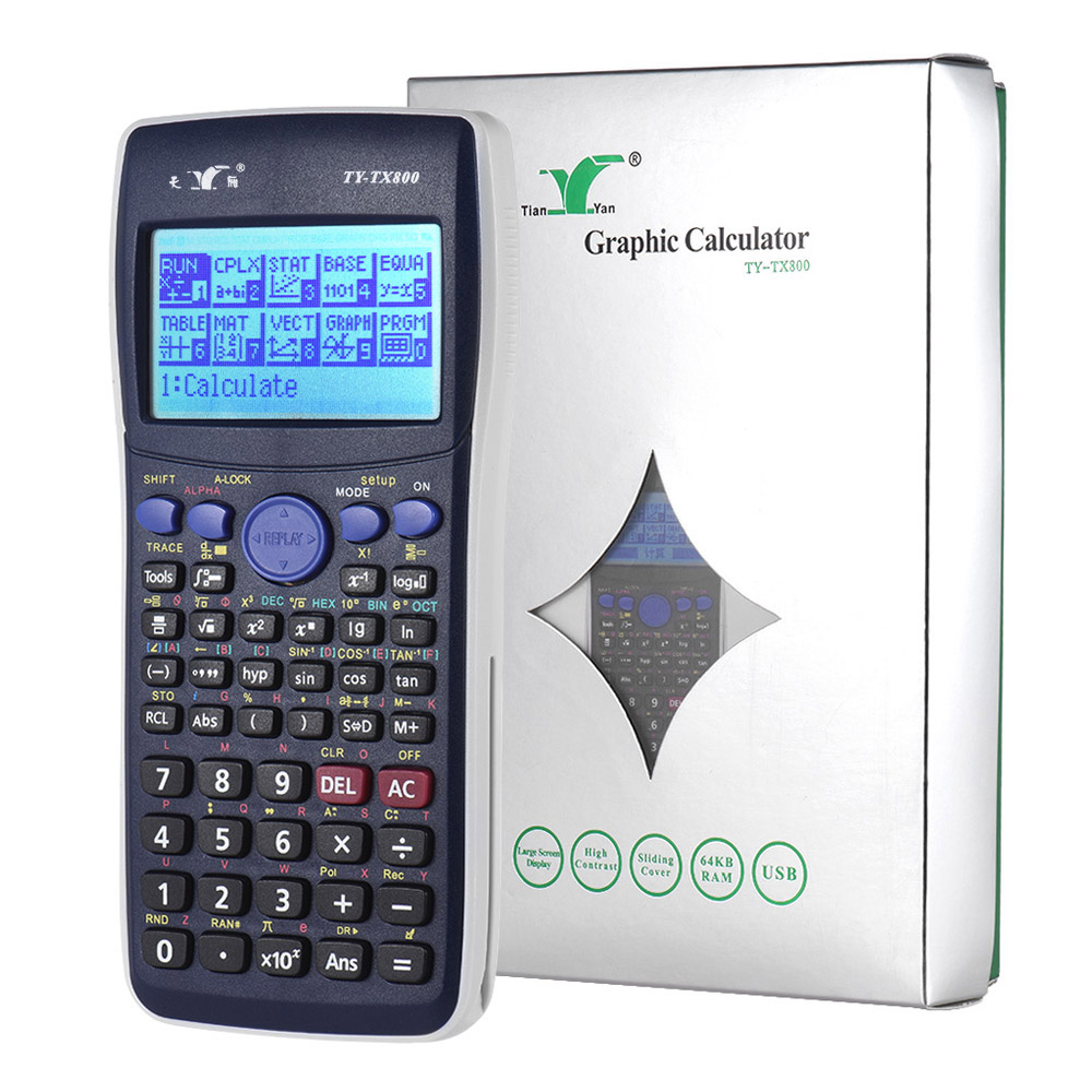 Office Electronic Graphic Calculator Counter Scientific Calculator ...
