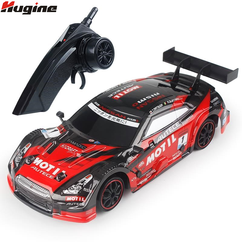 RC Car GTR/Lexus 4WD Drift Racing Car 2.4G Off Road Radio Remote Control Vehicle Championship Handle Electronic Car Hobby Toys