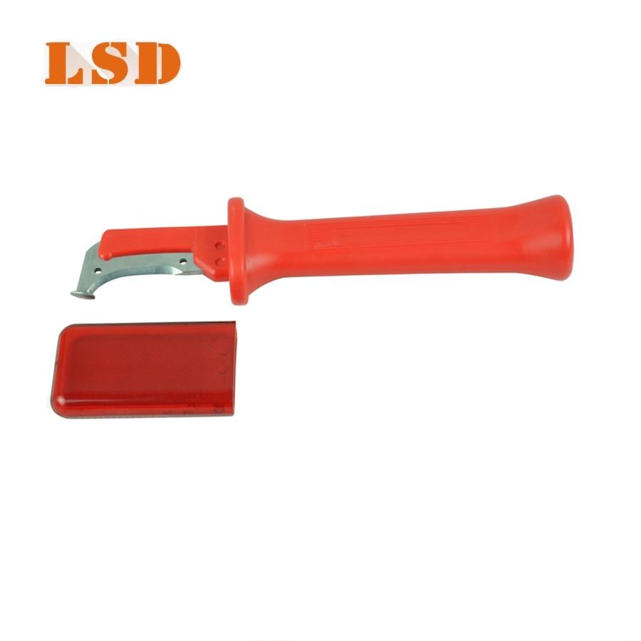 ୧ʕ ʔ୨31HS cable cuchillo LS-55 estilo alemán electricista ...