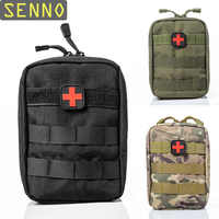 Mini Pouch Travel First Aid Kit Survie Portable Survival Tactical Emergency First Aid Bag Military Kit Medical Quick Pack
