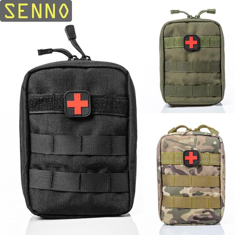 Mini Bolsa de Viagem Kit de Primeiros Socorros Survie Portátil Survival Tactical Pacote de Kit de Primeiros Socorros Saco de Emergência Militar Medical Rápida