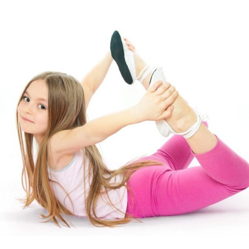 Børn Termisk undertøj 2 stk Børnetøj Piger Legginger Pink Blue - Børnetøj