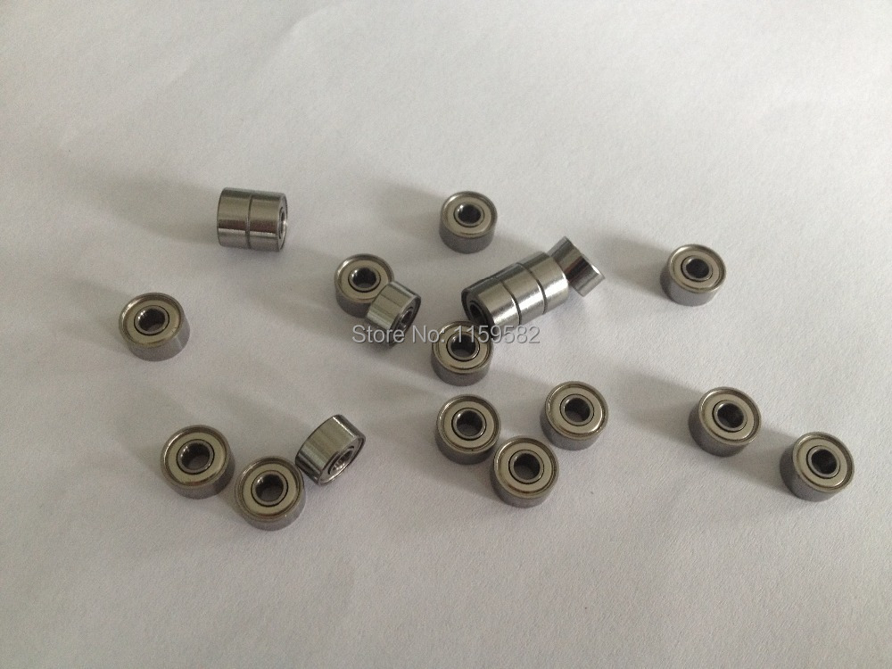 NSK high speed handpiece dental bearing  dental bearing  SR144 3.175X6.35X2.381 MM 1/8X1/4X0.0937inch air turbine bearing