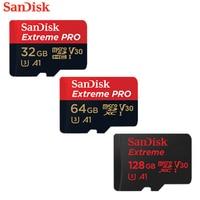 SanDisk Extreme Pro MicroSDHC MicroSDXC UHS I Memory Card MicroSD Card TF Card 95MB S 16GB