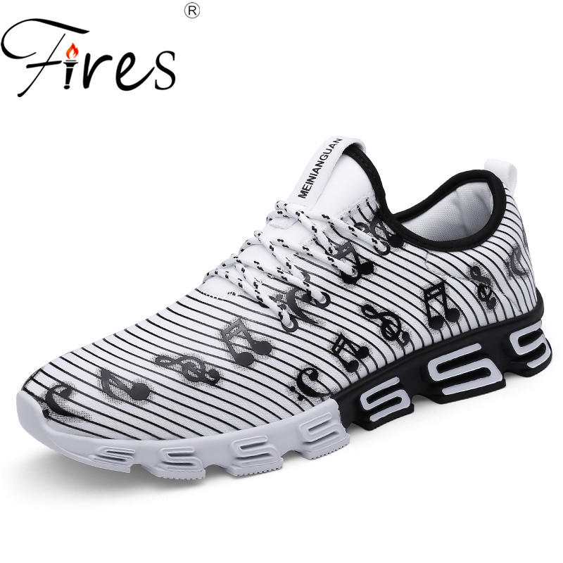 Fires Men Shoes Summer Fashion Sneakers Breathable Casual Shoes Male Lace Up High Quality Sneakers Man Outdoor Soft Shoes 2016 year end clearance sale women casual shoes summer lady soft fashion shoes high quality breathable shoes mm x02