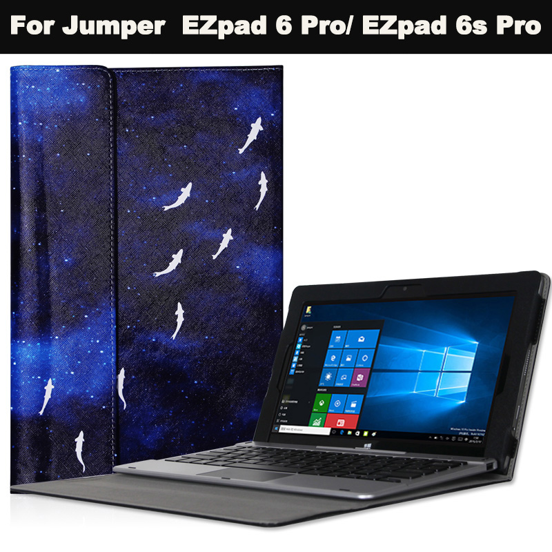 Fashion Original PU Case cover for 11.6 inch Jumper EZpad 6 Pro Tablet PC for Jumper EZpad 6s Pro Case Cover jumper folding magnetic keyboard case for ezpad 4s pro tablet