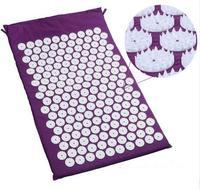 Yoga Massage Cushion Body Health Acupunture Massage Mat Acupressure Cushion Body Massage Pain Relief Health Care