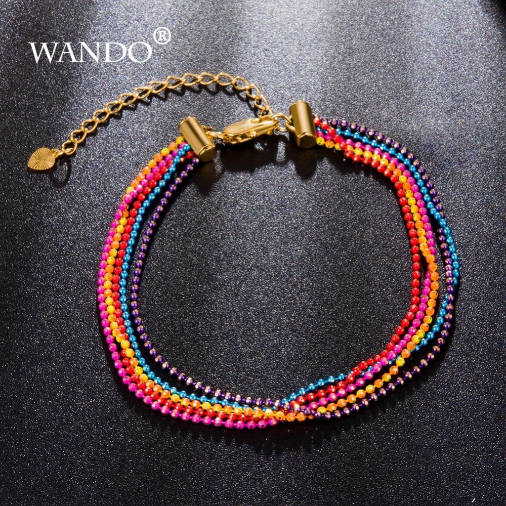 Wando Four Colour Small...