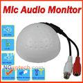 Processador Digital de Áudio Analógico, nenhum Ruído do Monitor De Áudio, captação de som Cabeça