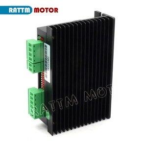 Image 4 - Ab 4 adet DM556D 50VDC 5.6A 256 microstep yüksek performanslı dijital NEMA17/23 step motor sürücüsü