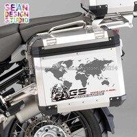For BMW Motorrad S1000XR F650GS F700GS F800GS R1200GS ADV Motorcycle Decal Sticker Waterproof M 22