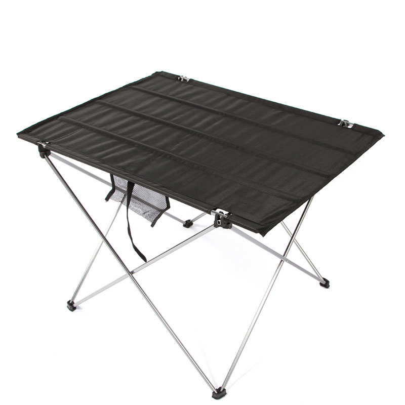 Portable Foldable Folding Table 4 To 6 People Desk Camping BBQ Hiking Outdoor Picnic 7075 Aluminium Alloy Ultra-light Table