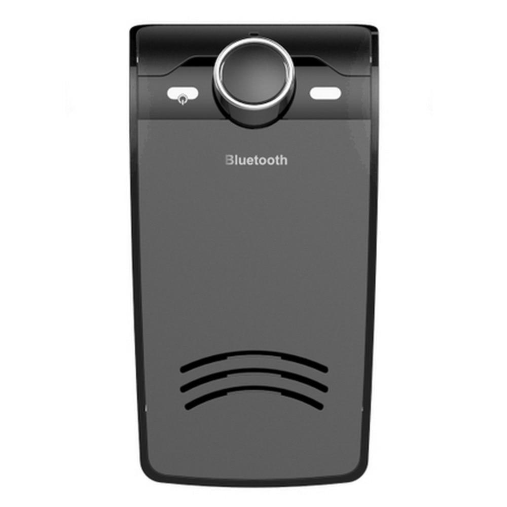 Mains-livraison Multipoint Sans Fil Bluetooth Haut-Parleur Haut-Parleur De Voiture Kit Pare-Soleil Avec un Haut-Parleur et Microphone Haute Sensibilité