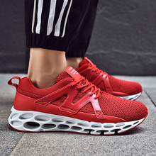 2018 new Spring And Summer Outdoor Mens Net Cloth Comfortable Shoes  Out High Quality Non-slip Breathable 5