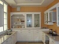 PVC/vinyle cuisine cabinet (LH-PV013)