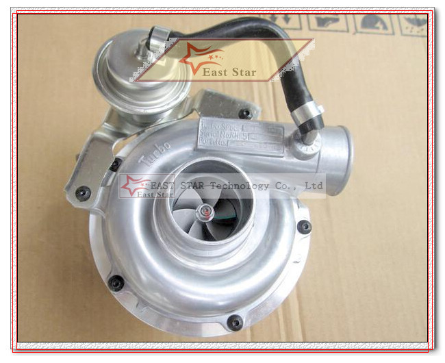 Rhb5 Rhf5 8971480752 Turbo Turbocharger For Isuzu Trooper
