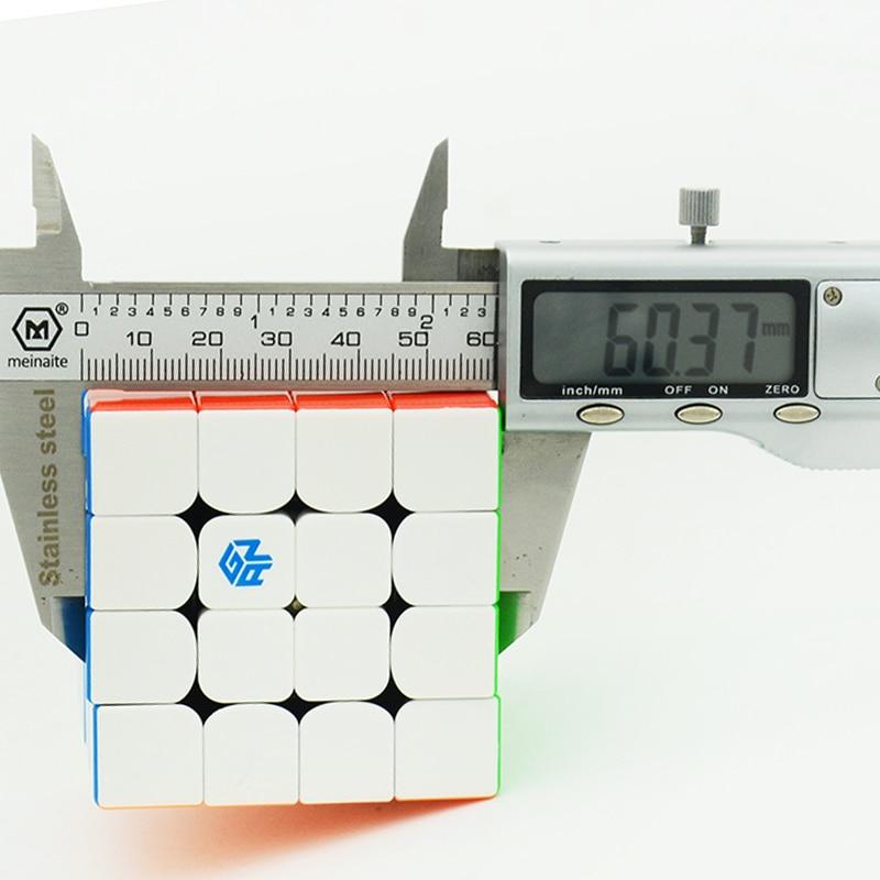 GAN460 M 4*4*4 Magnétique Professionnel Magic Speed Cube GAN 460 Éducatifs 4x4x4 puzzle Jouets Pour Enfants L'apprentissage Cubo jouets magiques - 5