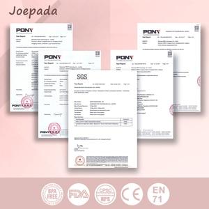 Image 5 - Joepeada 300 Pcs/lots 12mm עגול סיליקון חרוזים מזון כיתה סיליקון מכרסמים עבור DIY תינוק בקיעת שיניים שרשרת תינוק Teether